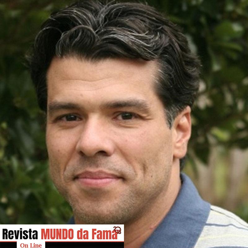 Reportagem Revista Mundo da Fama on line: Maurício Mattar e o genro judoca, Marcos Seixas, estão focados na saúde e na qualidade de vida!