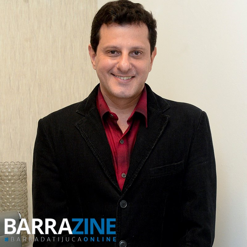 Reportagem Portal BarraZine: Médico das celebridades fará palestra no centro Empresarial Barra Shopping