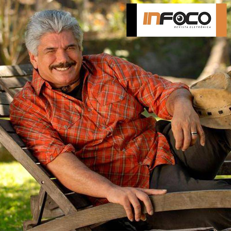 """Reportagem site de notícias InFoco:Jackson Antunes não descuida da saúde e prova que """"50 São os Novos 30"""""""