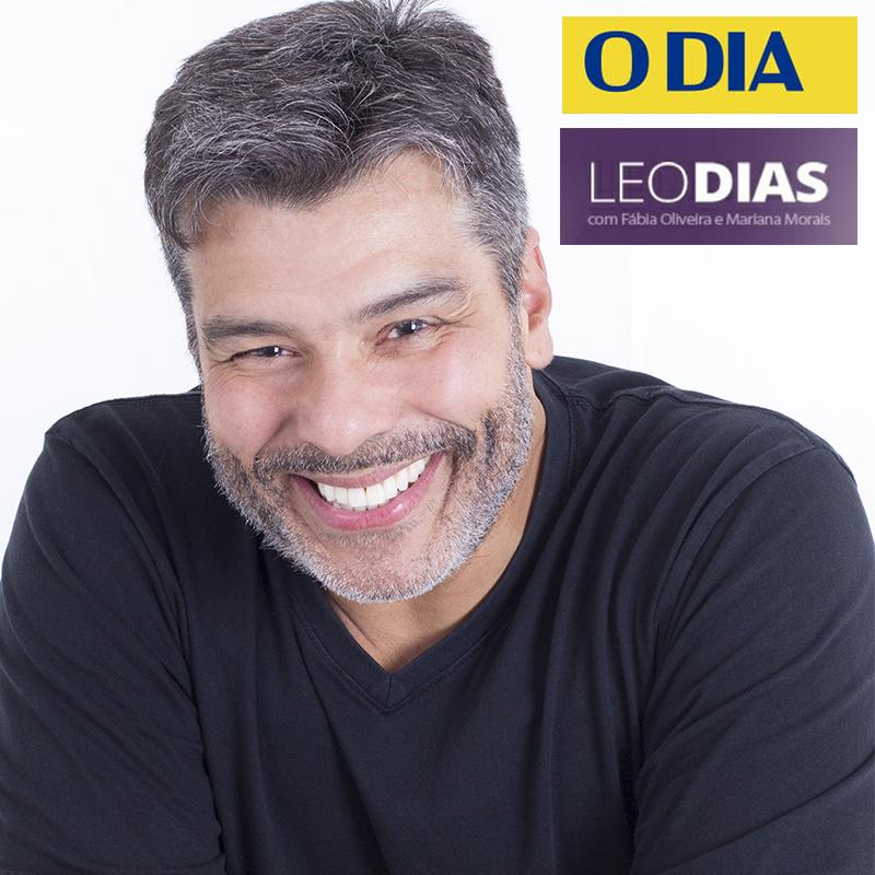 Reportagem Site de noticias O Dia – Leo Dias: Maurício Mattar emagrece dez quilos